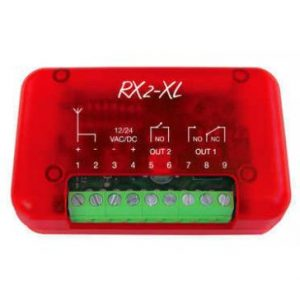 SPREJEMNIK NL RX2-XL 433 MHz, v ohišju