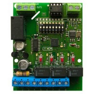 SPREJEMNIK NL RX4-XL 433,92 Mhz 4 Ch